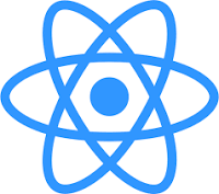 React Native logo - Mobile Application